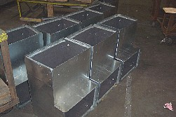 Rectangular Duct Fittings